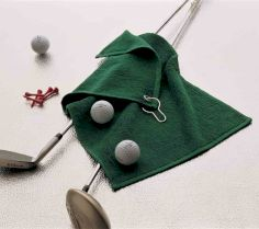 LUXURY GOLF TOWEL TC013 30R.TC.039