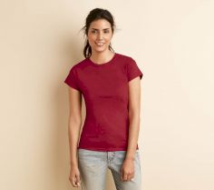 SOFTSTYLE® LADIES` T-SHIRT 64000L 30T.GI.241