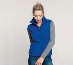 MELODIE - LADIES' MICRO FLEECE GILET K906 30H.KA.264