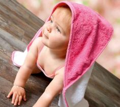 BABIEZZ® HOODED TOWEL 032.50 30R.AR.100